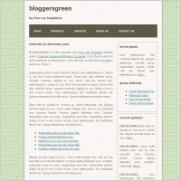 bloggers green