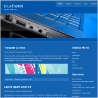 BlueToolKit Template