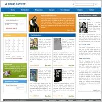 Books Forever Template