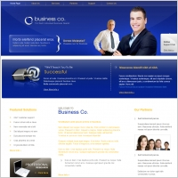 Business Co. Template