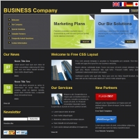 Business Company Template