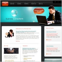 Business services free website templates for free download about 87 business consultants template cheaphphosting Images