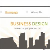 Business Design Template