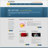 Free business website templates free website templates for free business template flashek