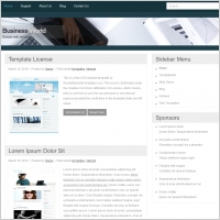 Business World Template