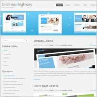 BusinessHighway Template