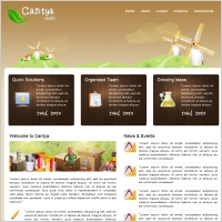 Cantya Studio Template