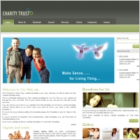 Charity Trust Template