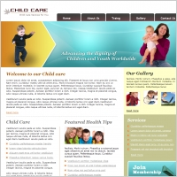 Child Care Template
