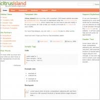 Citrus Island 1.1 Template