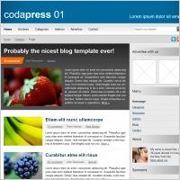 CodaPress 01 Template