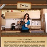 Coffee Maker Template