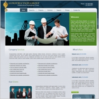 Construction Group Template