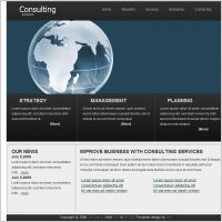 Consulting Services Template