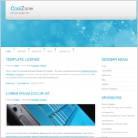 Cool Zone Template