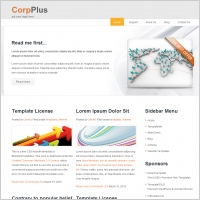 Corp Plus Template