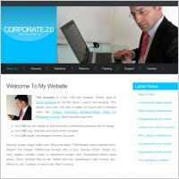 Corporate 2.0 Template