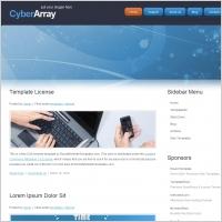 Cyber Array Template