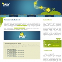 Dally Studio Template