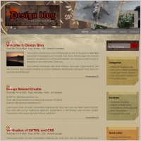 Design Blog Template