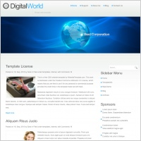 DigitalWorld Template
