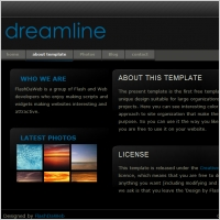 dreamline Template