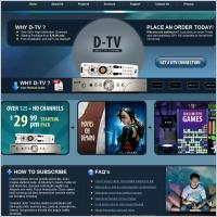 D-TV Template