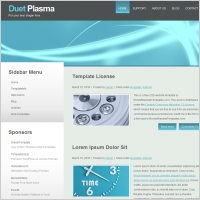 Duet Plasma Template