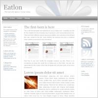Eatlon Template