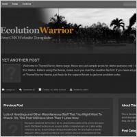 Ecolution Warrior Template