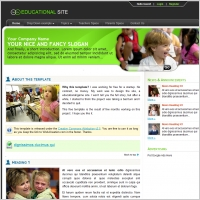 Educational Site Template