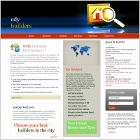 EDY Builders Template