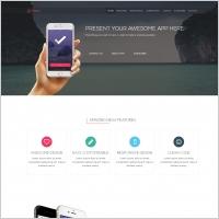 emmo free html5 app landing page