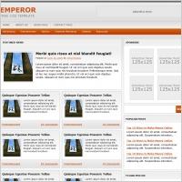 Emperor Template
