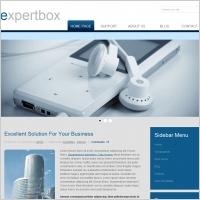 Expert box Template