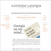 Extreme Georgia Template