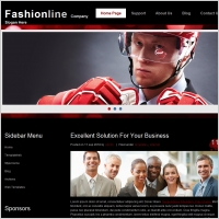 Fashion line Template