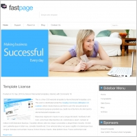fast page Template