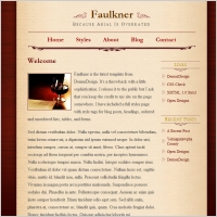 Faulkner Template