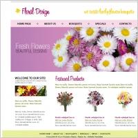 Floral Design Template