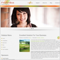 Flower Box Template
