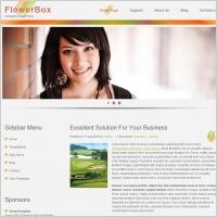 Flower Box Template