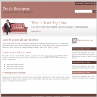 Fresh Business Template