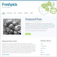 Freshpick 1.0 Template