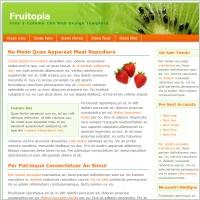 Fruitopia Template