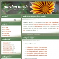 garden mesh