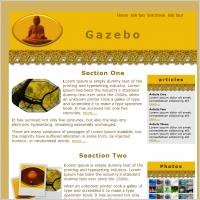 Gazebo Template