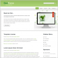 Geo Force Template