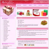 Gift Gallery Template