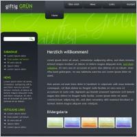 Giftig Grün Template